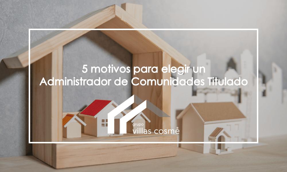 administrador de comunidades titulado en valencia