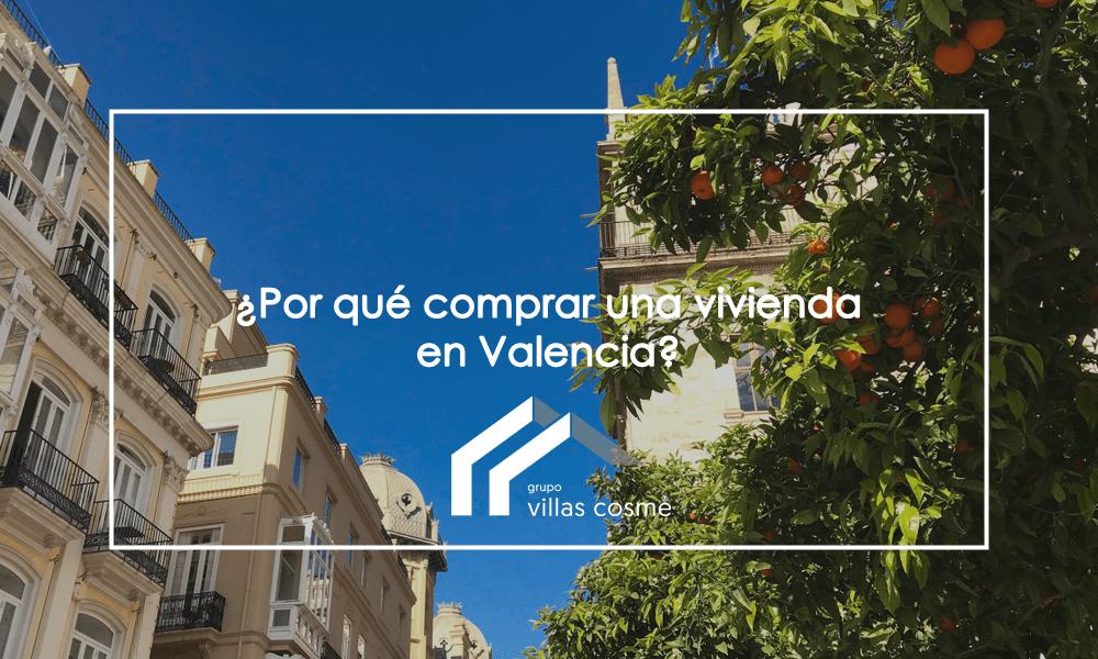 comprar vivienda en valencia